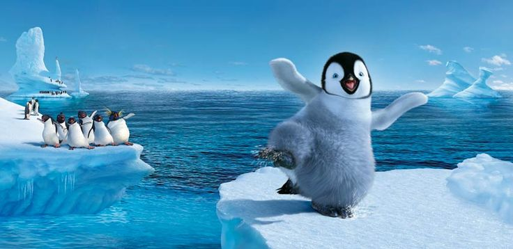 Taken from Animal Logic's website, this page describes in brief how Happy Feet came to be.