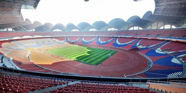 En Büyük Stadyum
