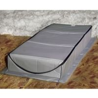 """Attic Tent - Attic Stair Insulation Cover AT-1 (22"""" x 54"""" x 7"""")"""