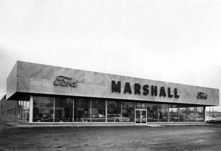 1966 Mustang Dealer Pic