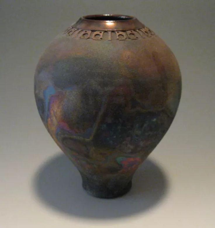 319 Best Pottery Raku Images On Pinterest Pottery