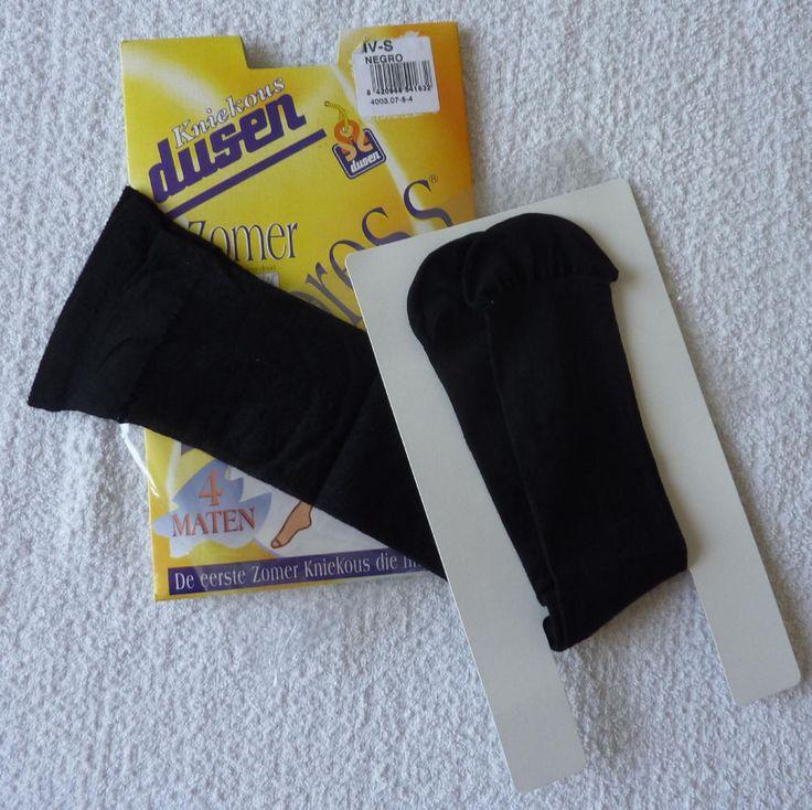 Mi-bas femme anti pression noir taille 4 mollet 41 a 46 cm  neuf  ebay brunomimi2008
