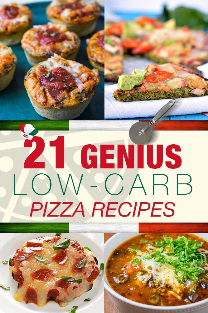 21 genius low carb pizza recipes pizza low carb and low carb pizza. Black Bedroom Furniture Sets. Home Design Ideas