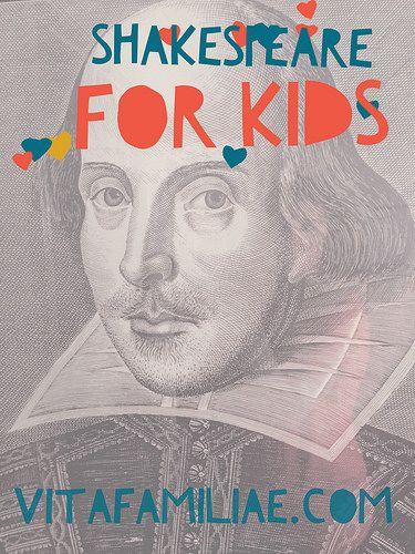 Shakespeare for kids!