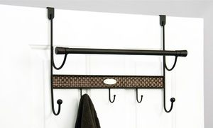 Groupon - Samsonite Over-the-Door Hanger and Towel Bar. Multiple Styles Available. Free Returns. in Online Deal. Groupon deal price: $14.99