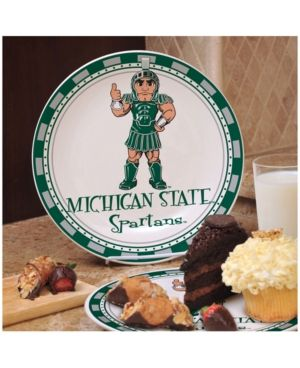 Memory Company Michigan State Spartans Ceramic Plate - Assorted