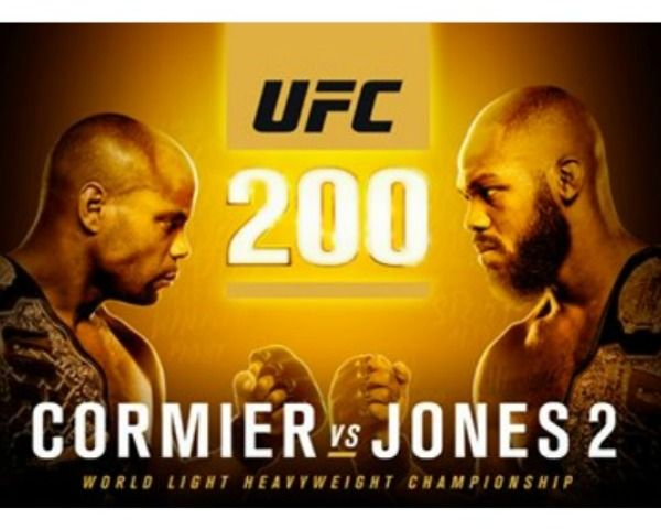 UFC 200 Fight Card: Who's Fighting Who, When & Where! - http://www.morningledger.com/ufc-200-fight-card-whos-fighting/1380938/