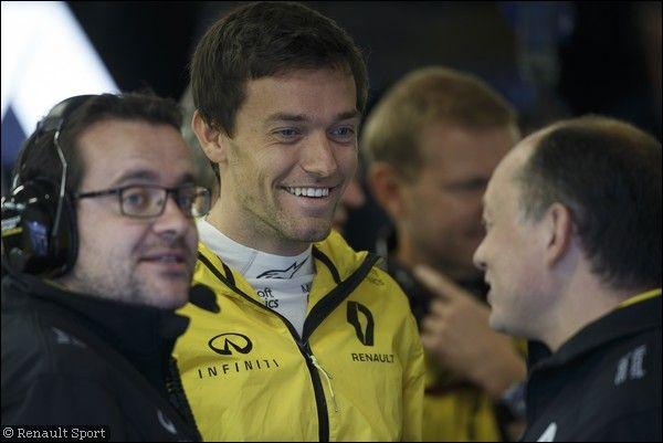 Palmer confermato dalla Renault per il 2017