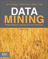 One of the clearest, cleanest texts on data mining. While it mentions the WEKA toolkit, its descriptions and explanations of data mining algorithms are insightful for any toolkit.