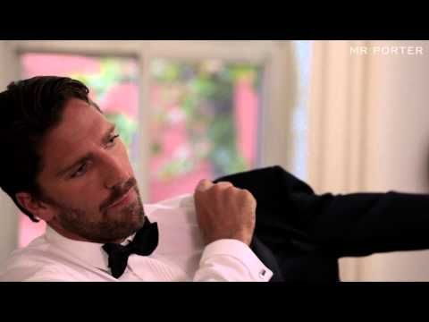 The Way I Dress: Mr Henrik Lundqvist - MR PORTER - YouTube