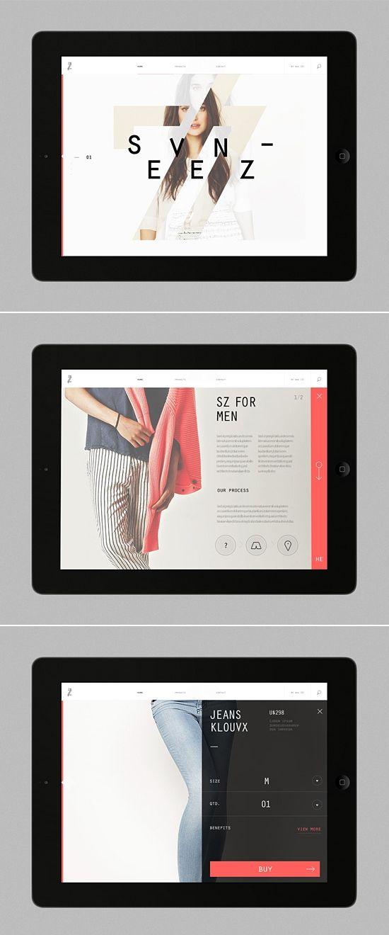 Seven Z Branding by Vitor Andrade