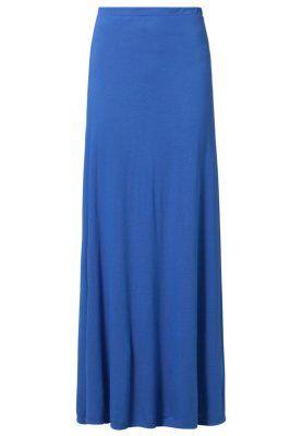 Falda larga - azul
