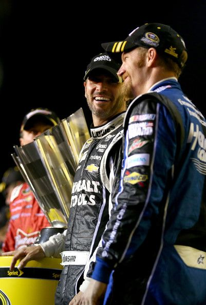 Jimmie Johnson - Federated Auto Parts 400