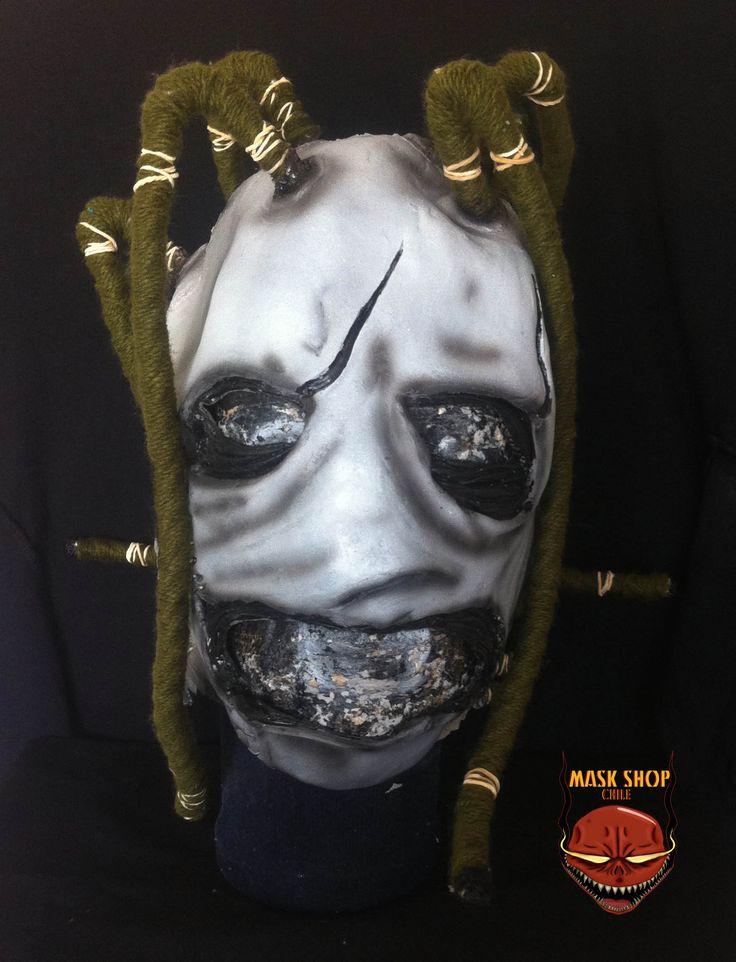 Corey Taylor Iowa latex mask www.facebook.com/maskshopchile