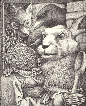 Grimms' Fairy Tales illustrated by Maurice Sendak