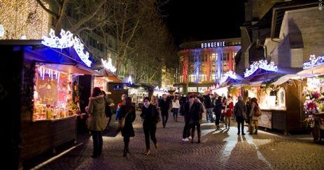 LAUSANNE Place Pépinet - 22.11.2014 to 24.12.2014. Times: 11.30 - 21.30