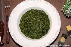 Il Risotto spinaci philadelphia *senza lattosio è un delizioso e gustoso primo piatto molto semplice da preparare ; gustoso e particolare.