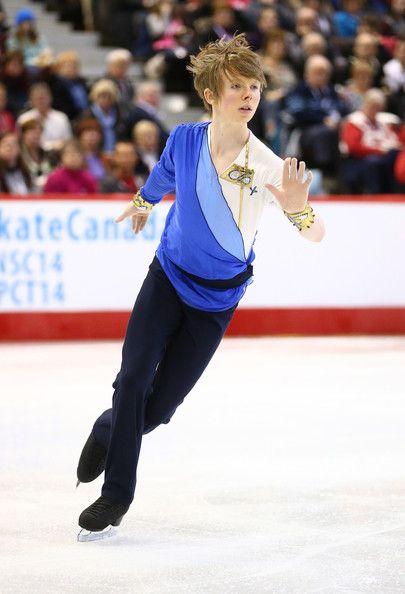 Kevin Reynolds - 2014 Canadian Tire National Figure Skating Championships