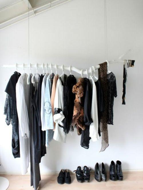 Schicke Kleiderständer kleiderbügel anzeigen zweig