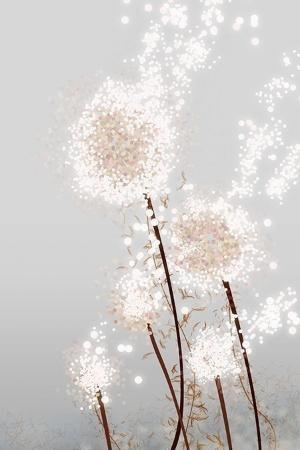 I love dandelion dust...: Paintings Art, Wall Art, Flower Paintings, Art Prints, Dandelions Art, Contemporary Art, Natural Paintings, Bedrooms Color, World Peace
