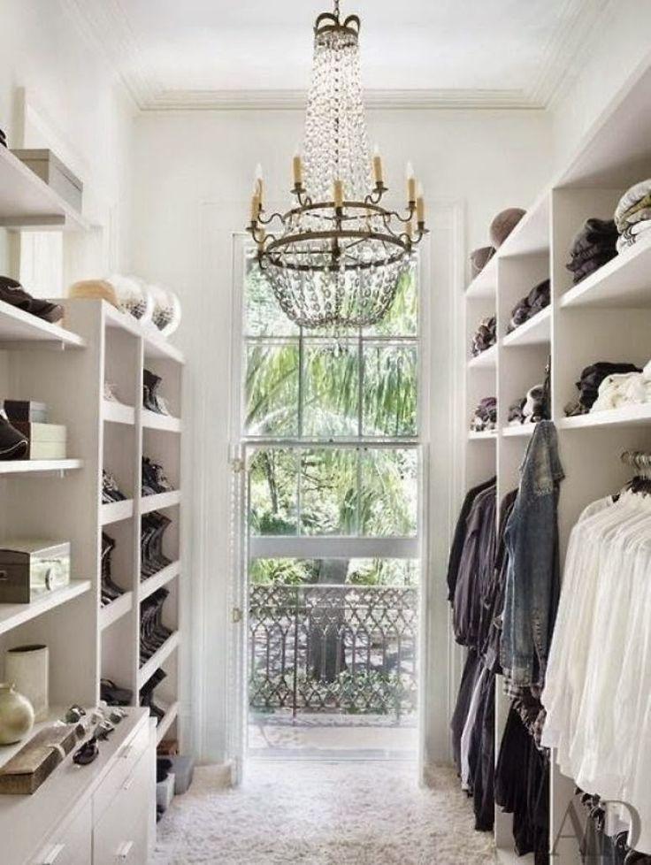 [Get the look] Cómo organizar y decorar tu vestidor | Decorar tu casa es facilisimo.com