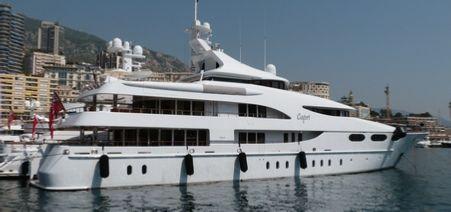John Caudwell yacht