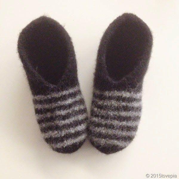 tovepia: Tova tøfler i Cortina Soft