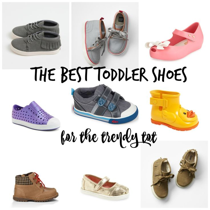 Top Trendy Toddler Shoes