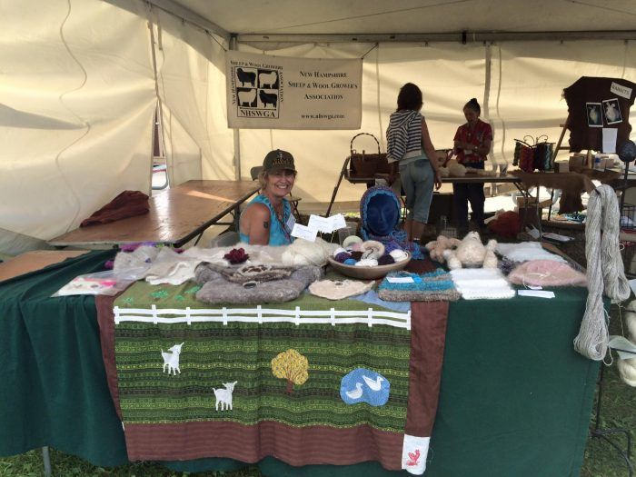 5. New Hampshire Sheep and Wool Festival - Deerfield