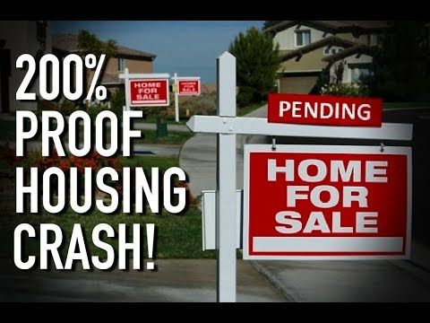 200% Proof Housing Crash! One Of The Best Video About The Economic Colla...