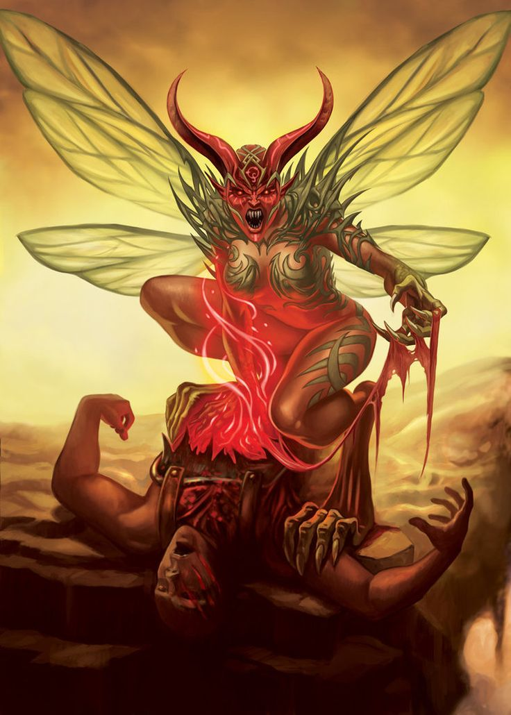 lilin mythology