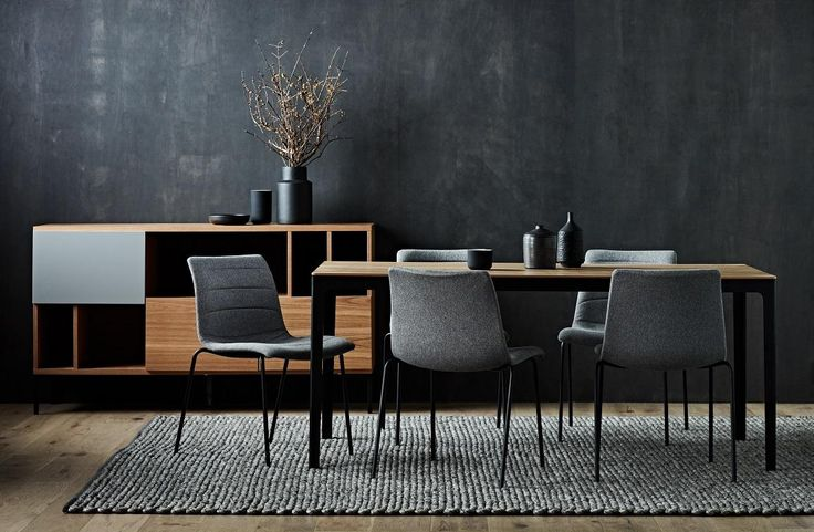 GlobeWest Ripley Collection Styling: Beck Simon | Photography: Mike Baker #globewest #modern #masculine #dining