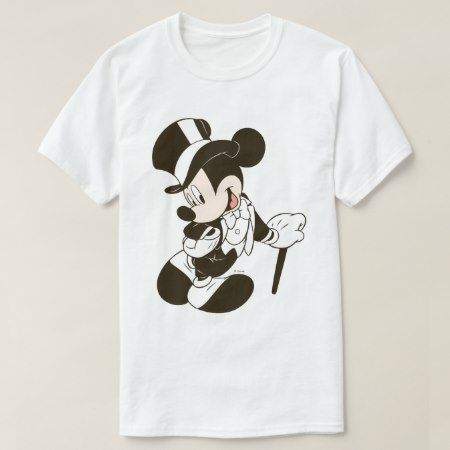 Mickey & Minnie Wedding | Getting Married T-Shirt - tap, personalize, buy right now!