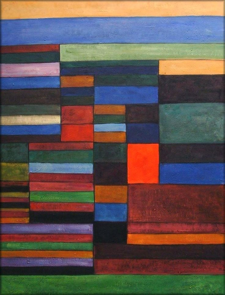 Paul Klee, German watercolourist, painter and etcher of fantastic works, mostly small in scale; one of the most inventive artists of the 20th century.