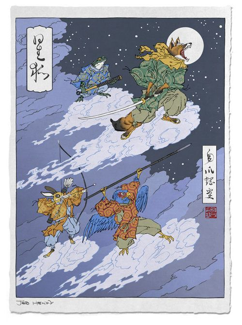 浮世絵ヒーロー08