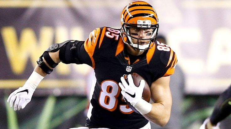 Bengals TE Tyler Eifert (ankle) ruled out vs. Jets