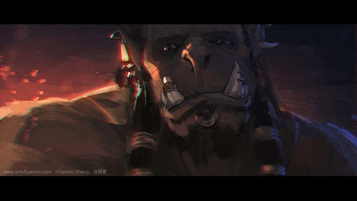MMO-Champion - Warcraft Movie Trailer Fan Art, Blue Tweets ...