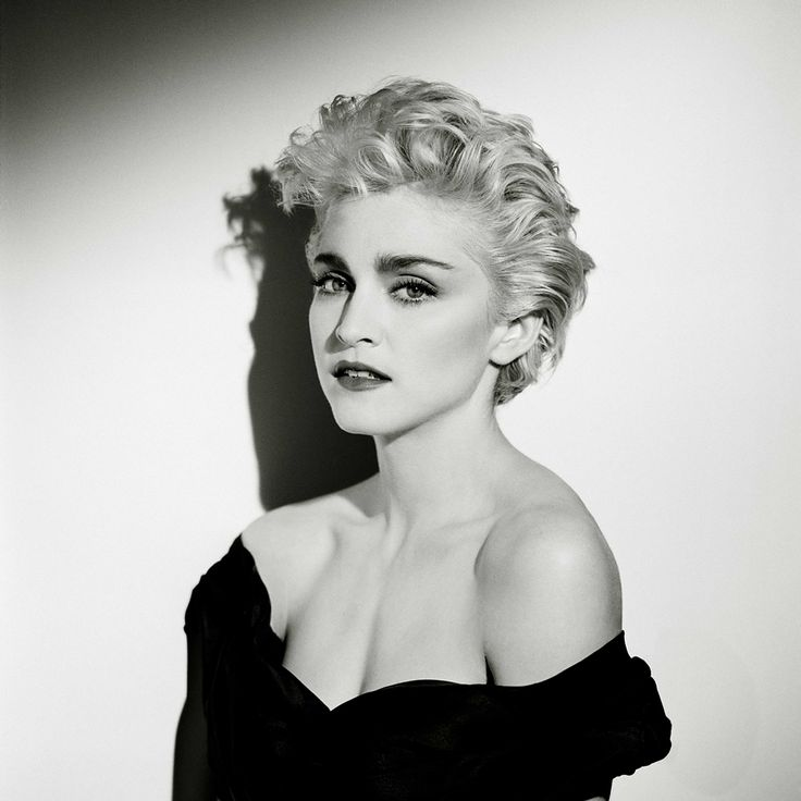 Hanna Brescia / Madonna/ True Blue