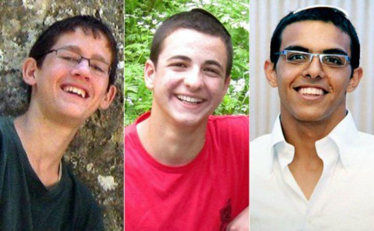 Jovens israelenses sequestrados pelo Hamas são encontrados mortos   #BenjaminNetanyahu, #Cisjordânia, #Hamas, #Palestinos, #Terroristas