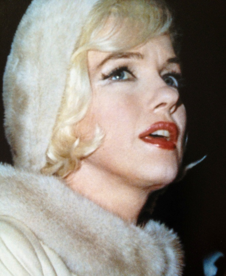 Marilyn Monroe in her last public appearance June 1, 1962. Also, her birthday.