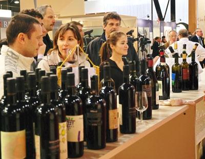 wine Italy meeting