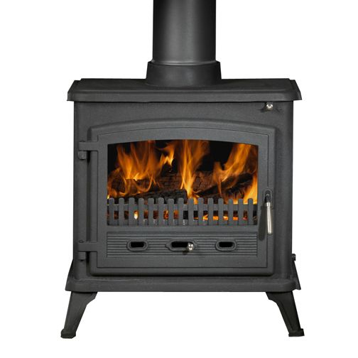 WESTCOTT2000 - Freestanding Cast Iron radiant fire #10YearFireboxWarranty #CleanBurning #MasportHeating #DesignedInNewZealand