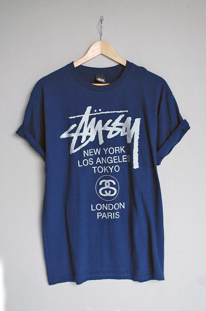 Stussy-Fashion-T-shirt