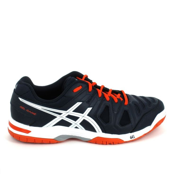 ASICS Gel Game 5 Bleu Orange