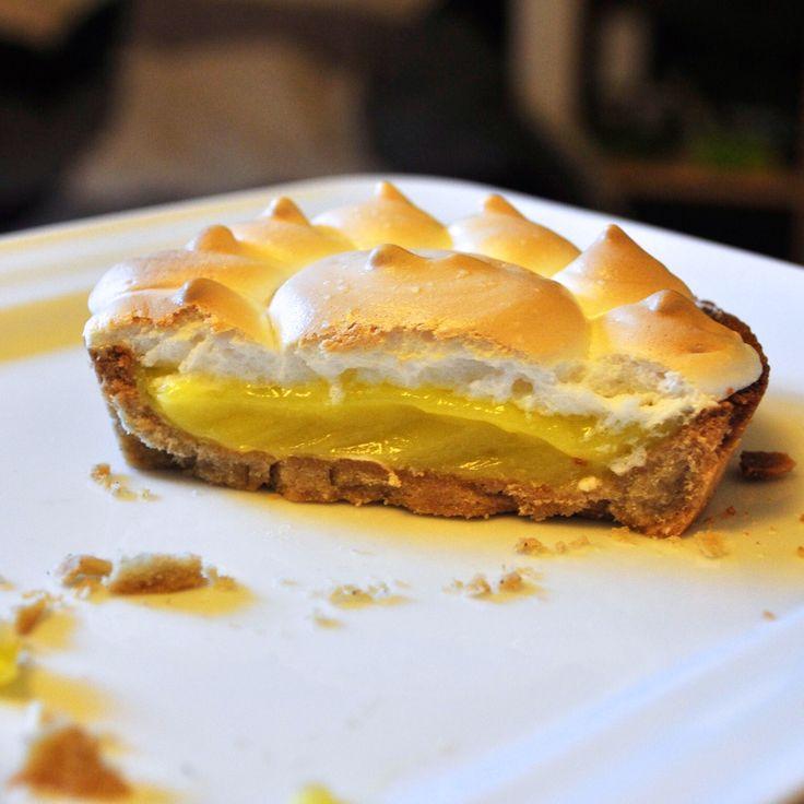 Un mélange alliant douceur de la meringue et acidité du citron. Sans Gluten & Sans Lait.