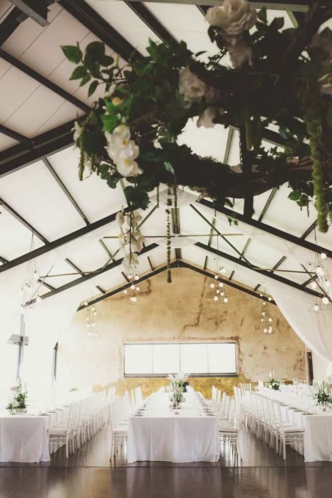Modern Vintage Wedding at Netherwood by Fiona Clair