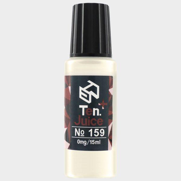 国産 電子タバコリキッド Ten.eJuice PLUS NO.159 スイートベルモット風味 #電子タバコリキッド #電子タバコ #vapeリキッド #vape #ejuice #eliquid