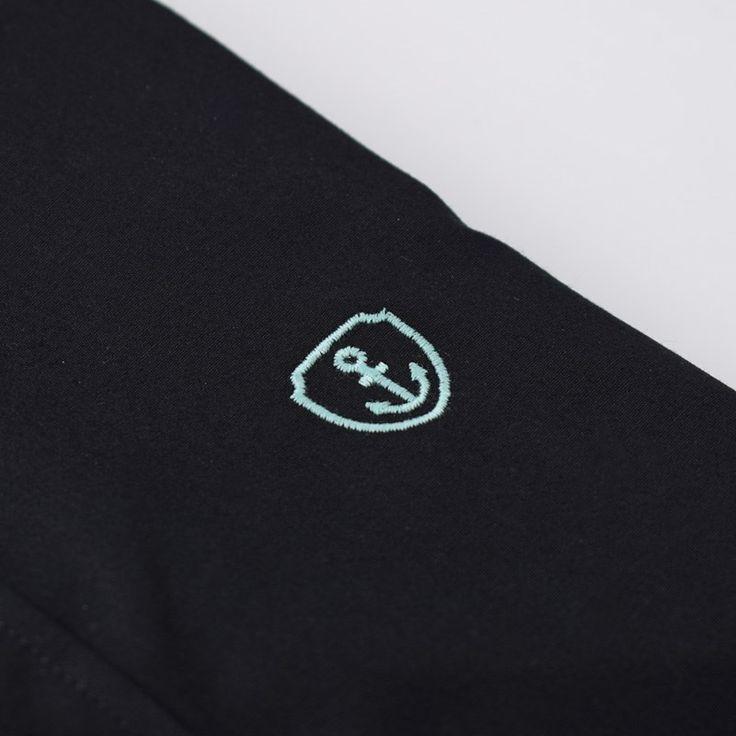 Camisa Lisa Negro (3)