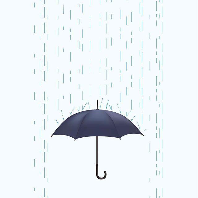 Hvor blev det gode vejr af? 🤔 Frem med regnjakken og paraplyen igen... ❤🇩🇰 . . . . . . #umbrella #vector #vectorgraphic #vectorart #illustree #ilustración #bestvector #vectorlove #madethis #makersgonnamake #project #graphicart #picame #graphicartist #graphiclove #ilustrador #graphicdesignerlife #denmark #danish