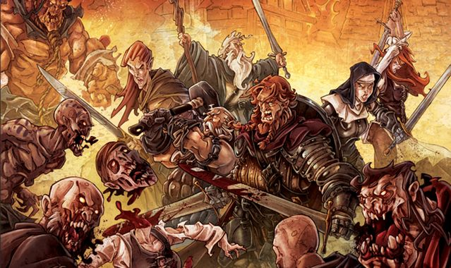 Zombicide: Black Plague by CoolMiniOrNot — Kickstarter